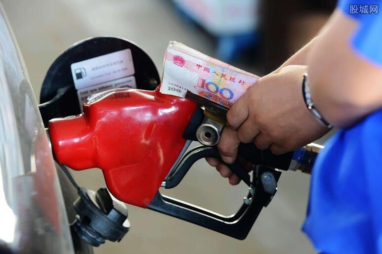 油价即将上涨