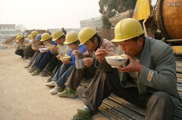 农民工收入情况