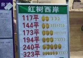 深圳查处房地产水果图案挂牌价一个榴莲标价千万