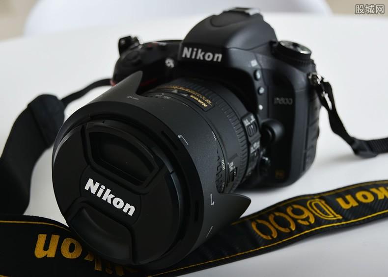 尼康相机生产