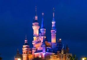 迪士尼是哪个国家的世界上一共有几个迪斯尼乐园