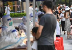 今日广东疫情最新状况东莞市出现1例本土确诊病例