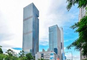 深圳航天科技大厦现状怎么样?广场因疫情封楼真吗