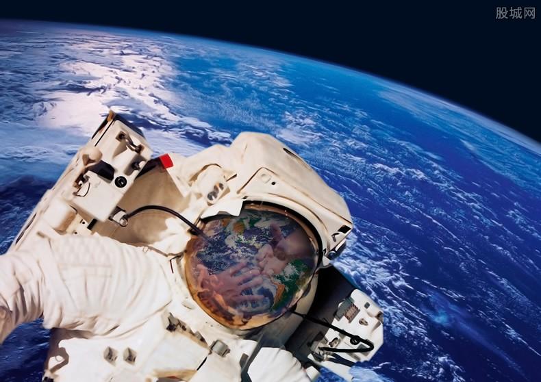 宇航员工资多少