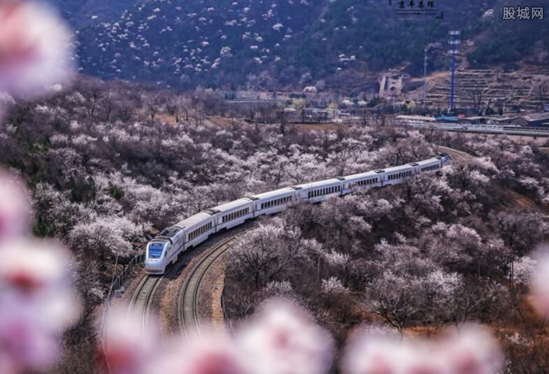 最高时速列车