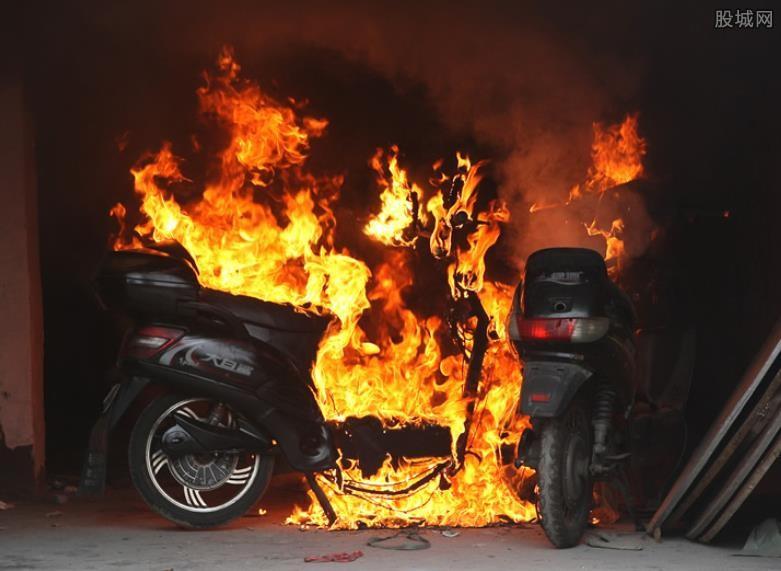 电动车爆炸事件