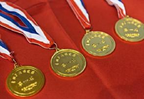中国08年奥运金牌是纯金吗一块金牌国家给多少钱