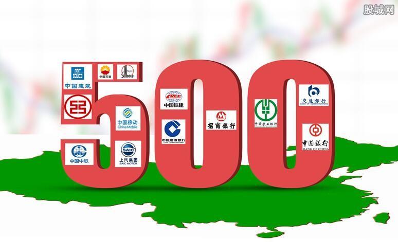 2021世界500强排名