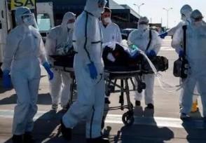 美国疫情最新情况新增确诊病例125042例