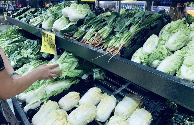 菠菜价格上涨